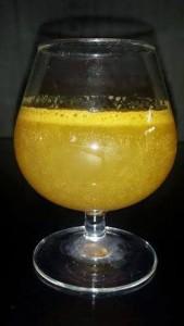Mango Kombucha Tea