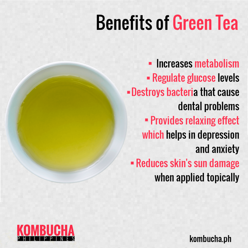 buy organic green tea philippines