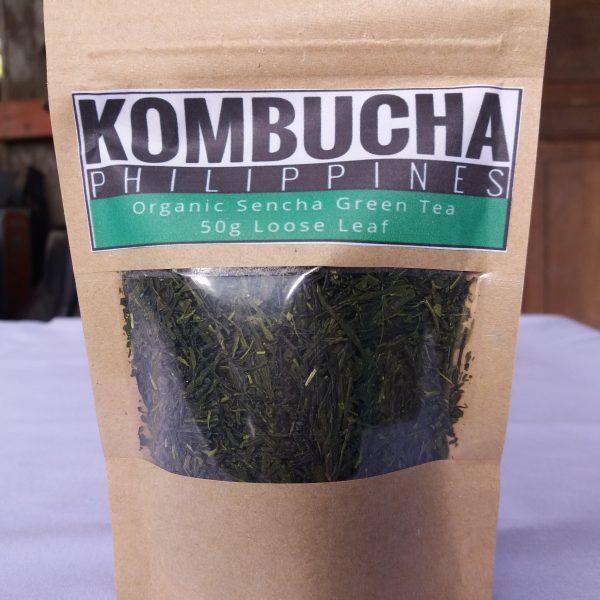 organic green tea philippines