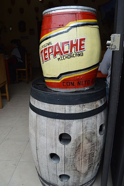 how to make tepache