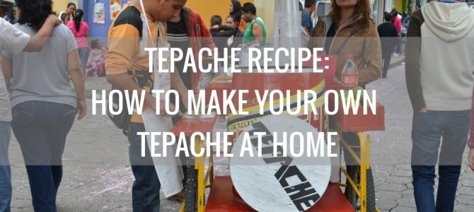 Tepache Recipe: Make Your Own Tepache At Home