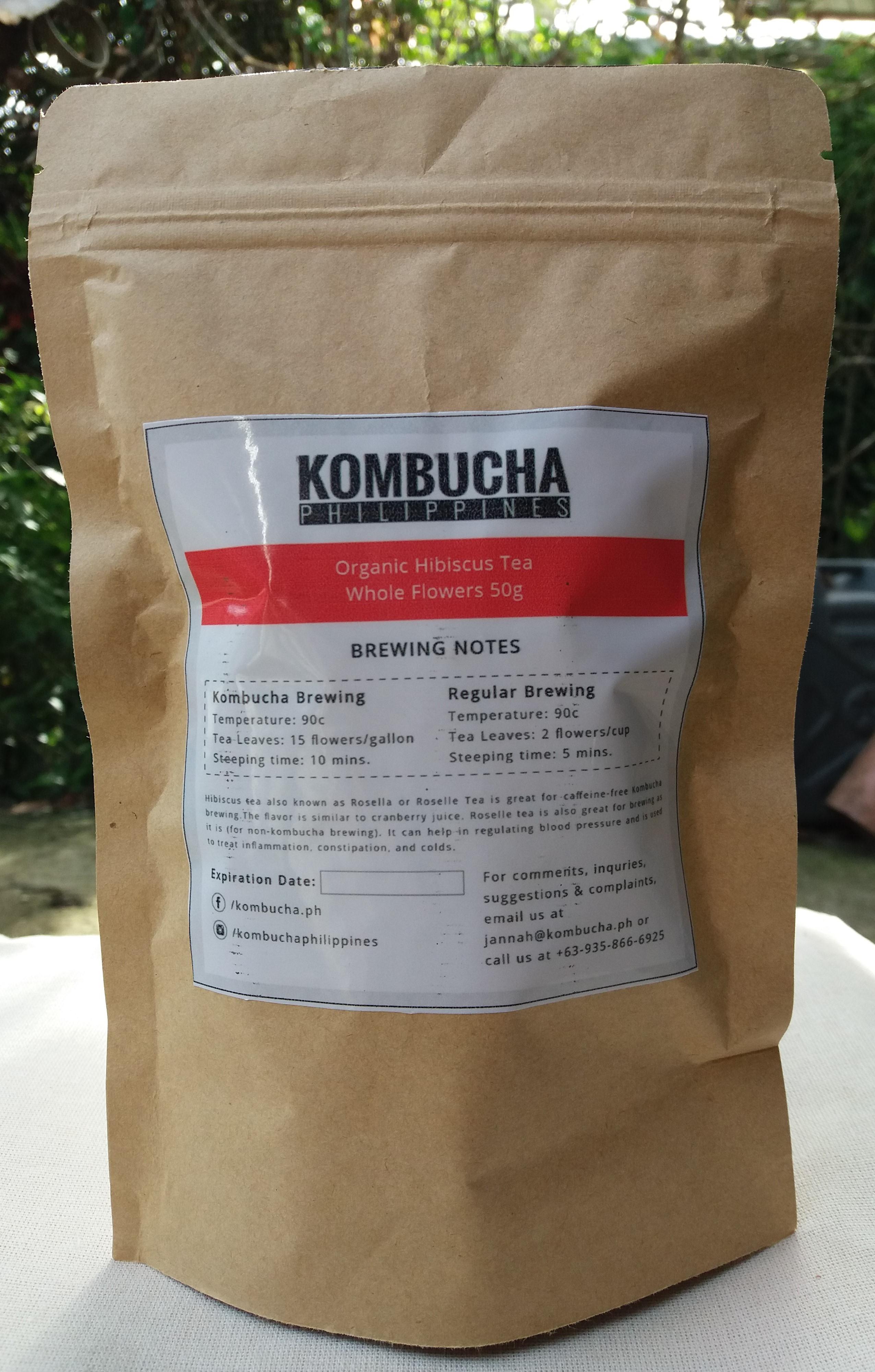 roselle tea philippines
