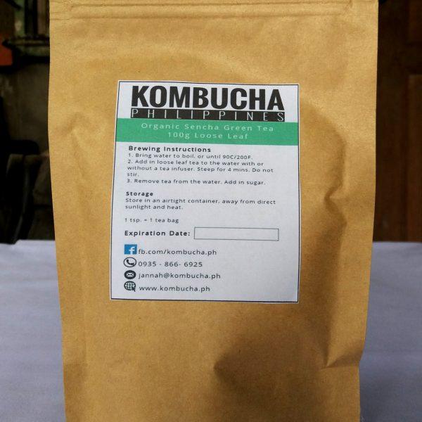 organic japan green tea philippines