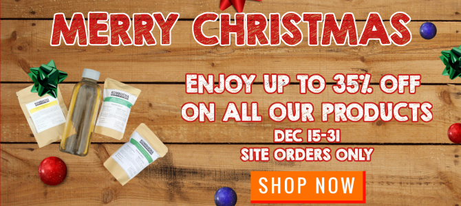 The Ultimate Christmas Sale! Up to 35% Off!