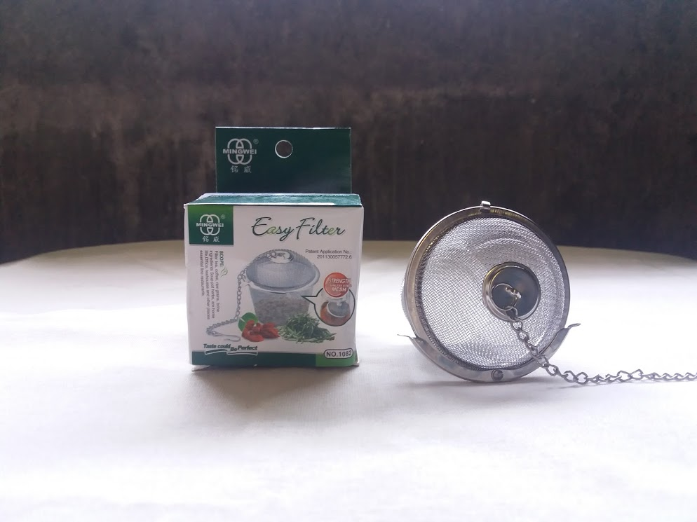 stainless tea filter ph