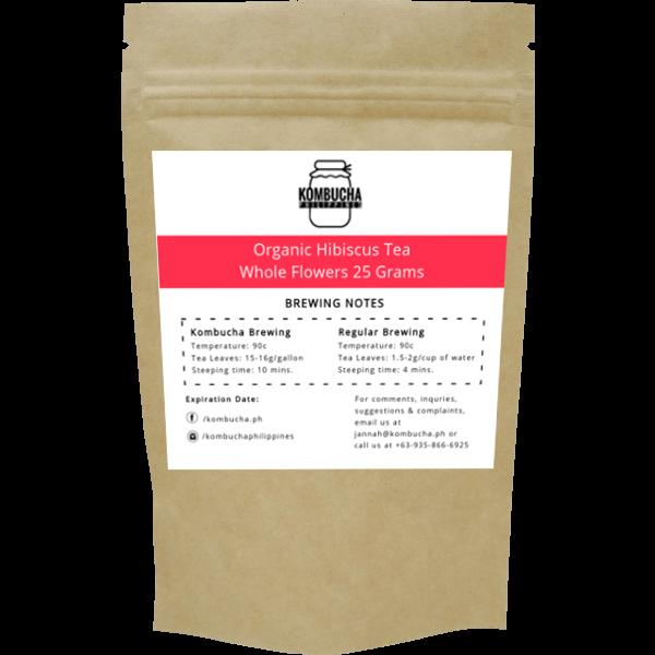 organic roselle tea philippines